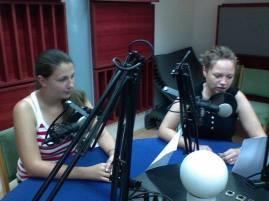 Nyári rádiós gyakorlat
